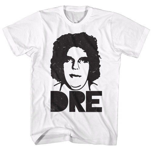 Image for Andre the Giant T-Shirt - Big Dre