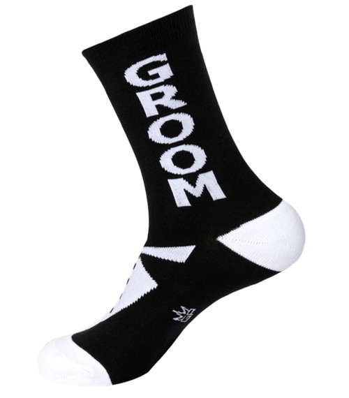 Image for Groom Socks