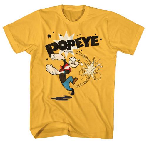 Image for Popeye T-Shirt - Swing