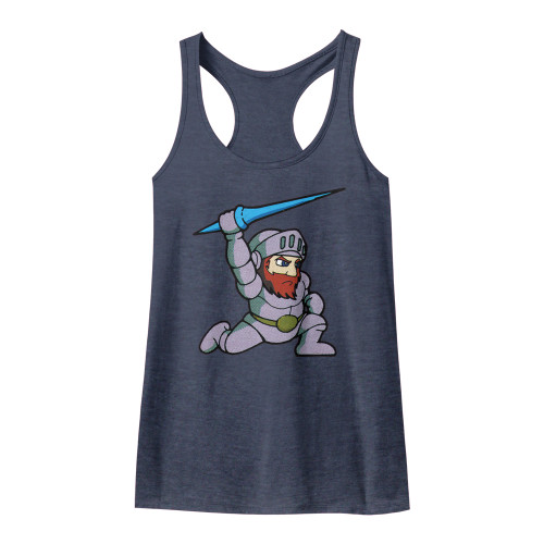 Image for Ghost 'n Goblins Arthur Heather Tank Top