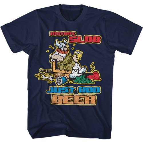 Image for Hagar the Horrible T-Shirt - Instant Slob