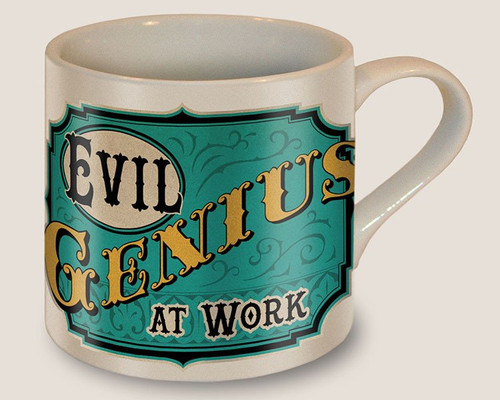 Image for Evil Genius Mug