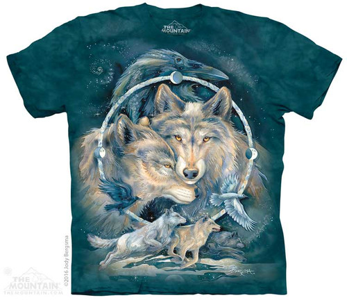 Image for The Mountain T-Shirt - In Spirit I am Free