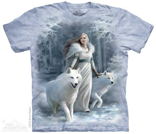 Image for The Mountain T-Shirt - Winter Guardians