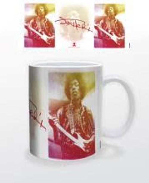 Image for Jimi Hendrix Portrait Coffee Mug