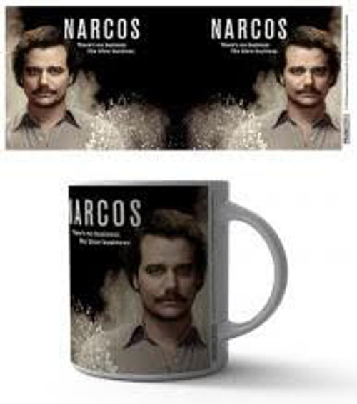 Image for Narcos Pablo Escobar Coffee Mug