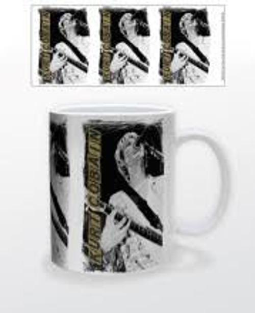 Image for Kurt Cobain Singing Coffee Mug