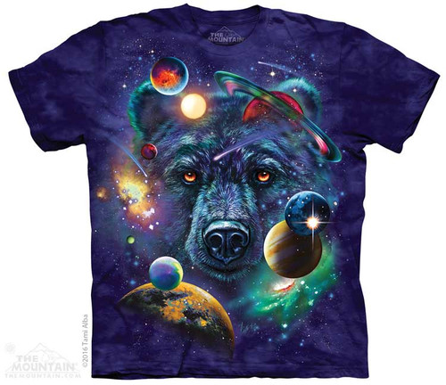 Image for The Mountain Youth T-Shirt - Grisly Cosmos