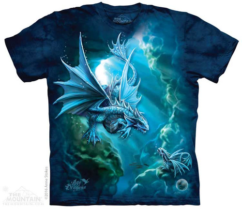 Image for The Mountain Youth T-Shirt - Sea Dragon