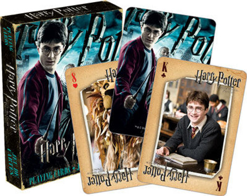 Image for Harry Potter and the Half Blood Prince Playing Cards