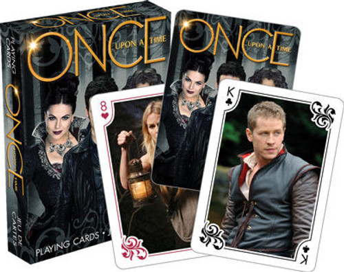 Image for Once Upon a Time Scenes Playing Cards