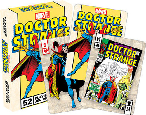 Image for Doctor Strange Retro Playing Cards