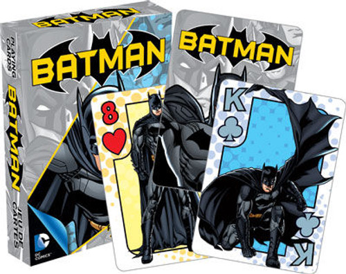 Image for Batman Youth Playing Cards