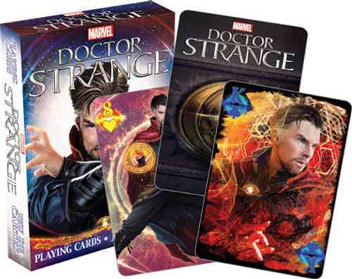 Image for Doctor Strange Movie Playing Cards