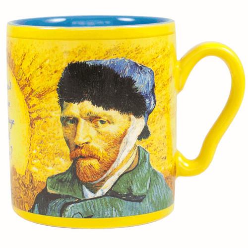 Image for Van Gogh Disappearing Ear Coffee Mug