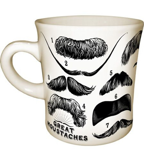 Image for Great Mustaches Coffee Mug
