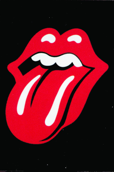 Image for Rolling Stones Poster - Tongue