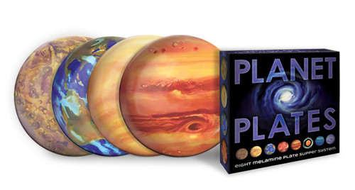 Image for the Planet Plates