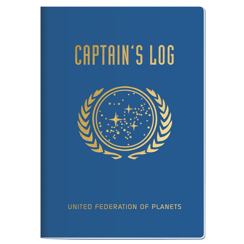 Image for Captains Log Journel