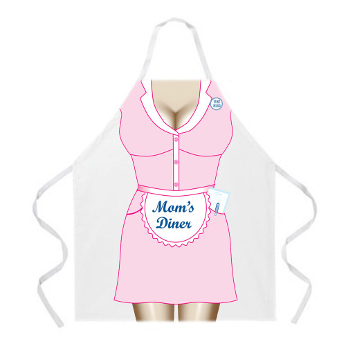 Image for Mom's Diner Apron