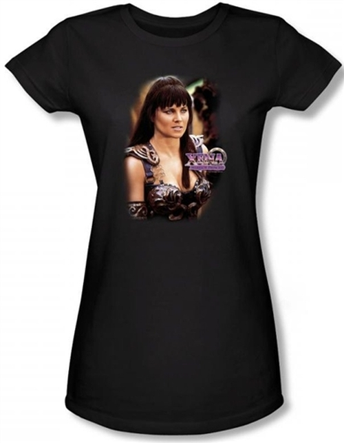 Image for Xena Warrior Princess Girls Shirt