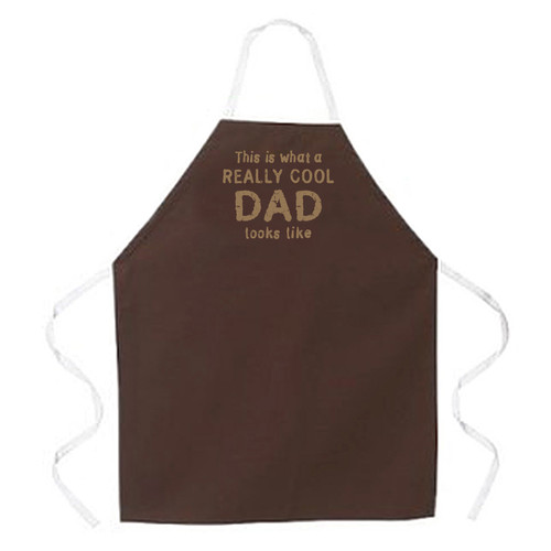 Image for This is What a Really Cool Dad Looks Like Apron