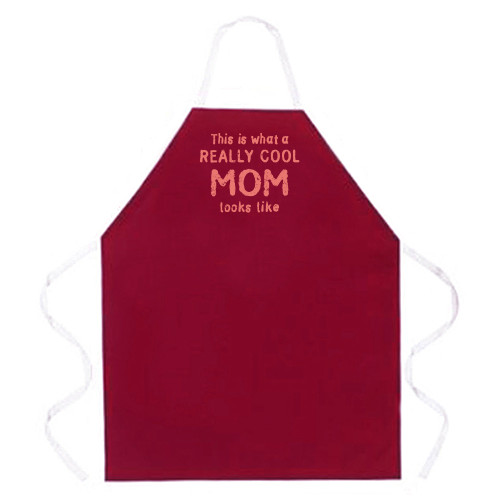Image for This is What a Really Cool Mom Looks Like Apron