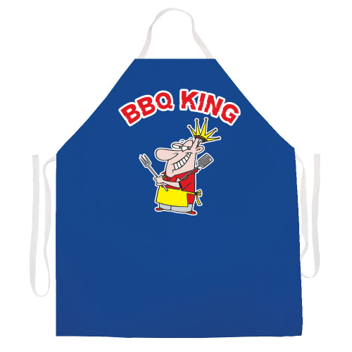Image for BBQ King Apron