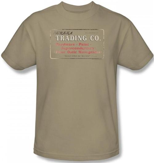 Image Closeup for Eureka Trading Company T-Shirt