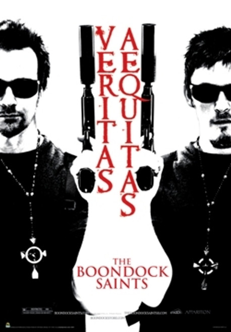 Image for Boondock Saints Poster - Brothers Guns