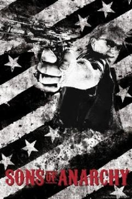 Image for Sons of Anarchy Poster - Gun