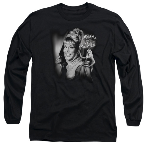 Image for I Dream of Jeannie Long Sleeve Shirt - Lamp