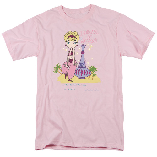 Image for I Dream of Jeannie T-Shirt - Island Dance