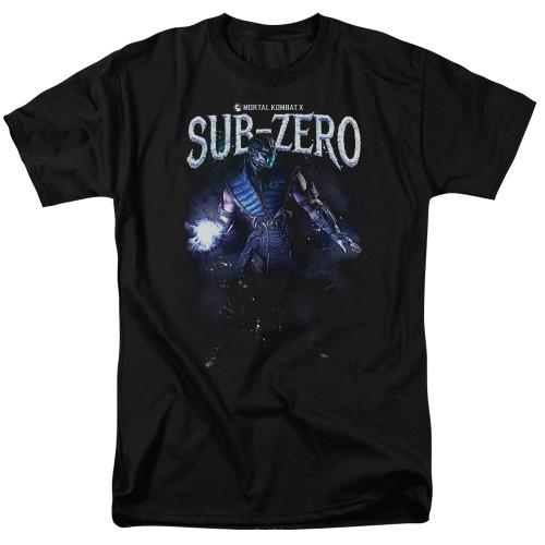 Image for Mortal Kombat T-Shirt - Sub-Zero