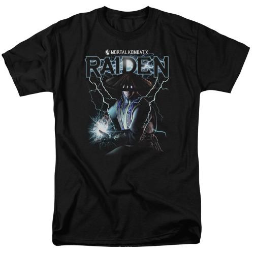 Image for Mortal Kombat T-Shirt - Raiden