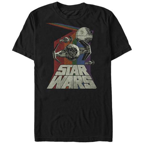Image for Star Wars Retro Wars T-Shirt