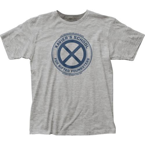 Image for X-Men T-Shirt - Xavier's School Logo