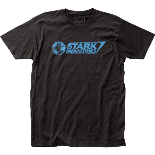 Image for Iron Man T-Shirt - Stark Industries Logo