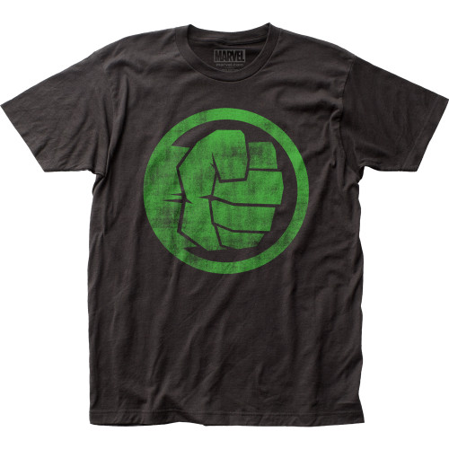 Image for The Incredible Hulk T-Shirt - Fist Bump