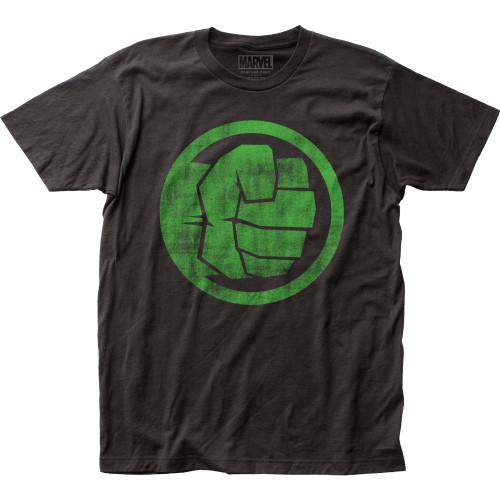 Image for The Incredible Hulk T-Shirt - Fist Bump