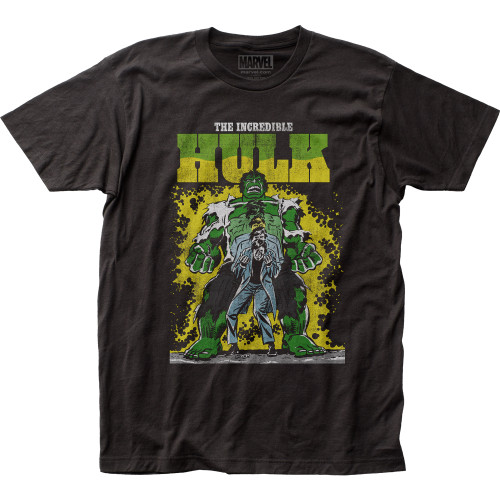 Image for The Incredible Hulk T-Shirt - Transforming