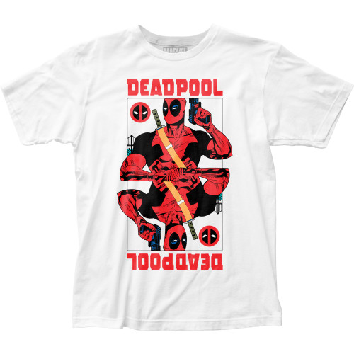 Image for Deadpool T-Shirt - Wild Card