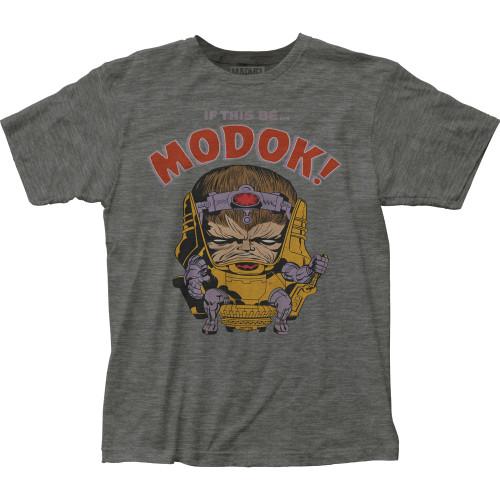 Image for Modok Heather T-Shirt