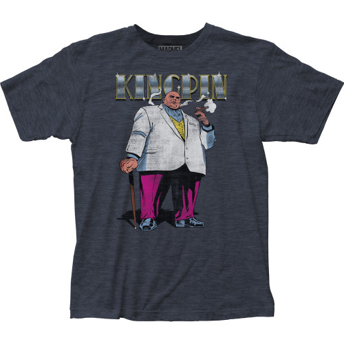 Image for Kingpin Heather T-Shirt - Cigar
