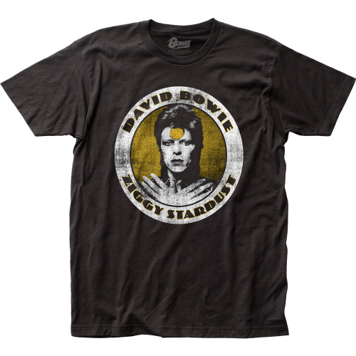 Image for David Bowie Ziggy Stardust T-Shirt