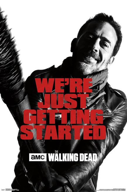 Image for The Walking Dead Poster - Negan