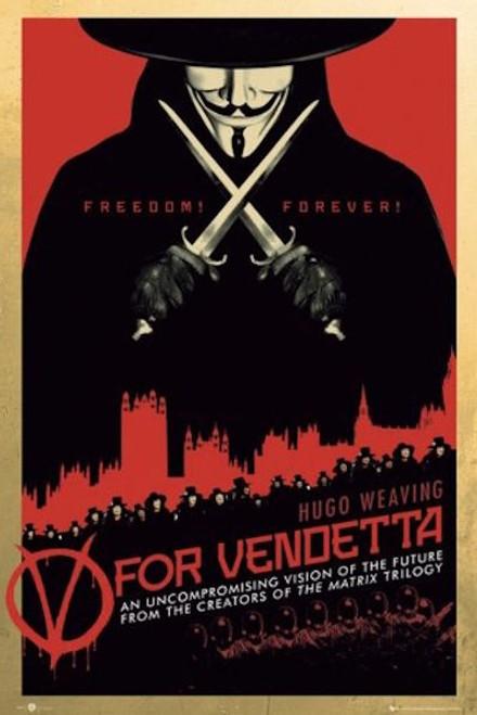 Image for V for Vendetta Poster