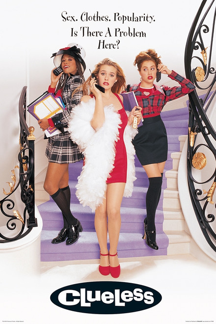 Image for Clueless Poster