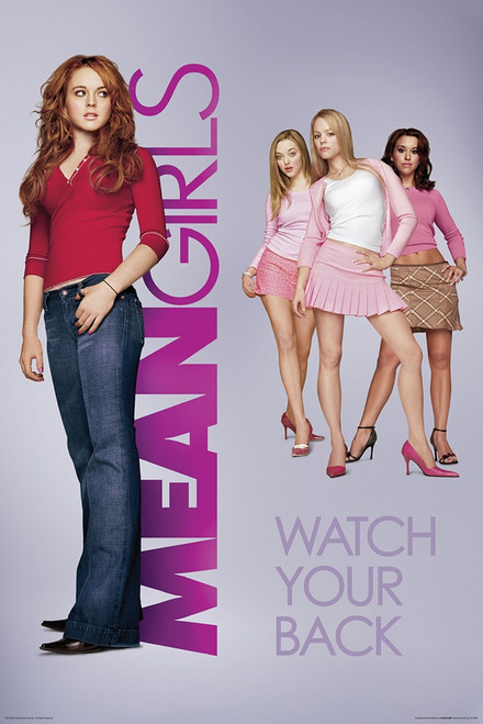Image for Mean Girls Poster