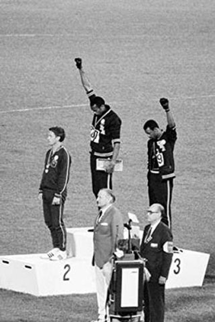 Image for Black Power Salute Poster